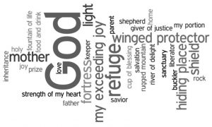 Sermon: Collage of God