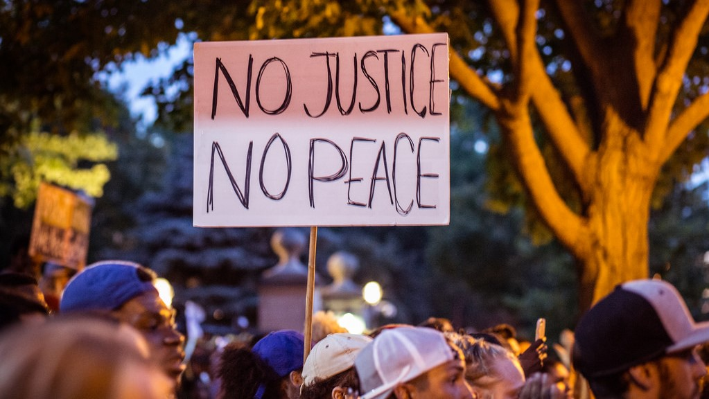 No Justice, No Peace: Esther's Courage