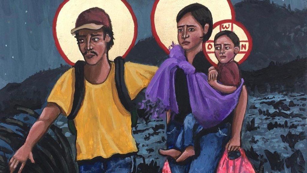 Sermon: Refugees & Weeping