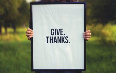 Circling Back to Gratitude