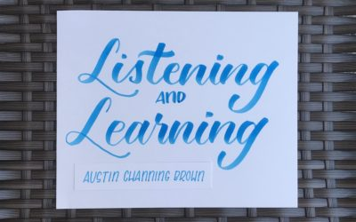 Listening & Learning: Austin Channing Brown