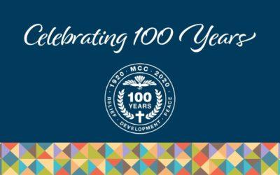 Celebrating MCC's Centennial