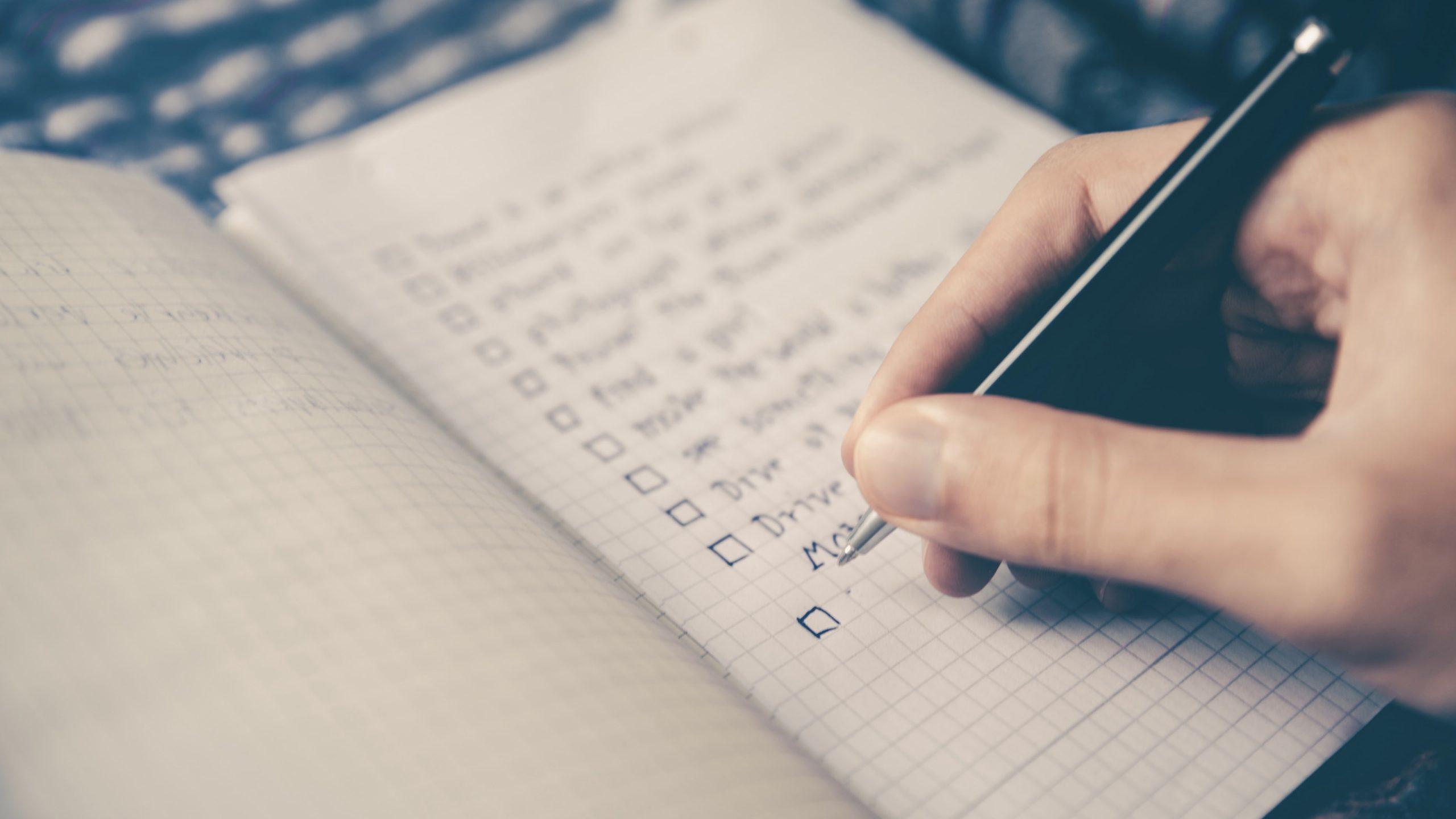 Sermon: Plans & Unplans