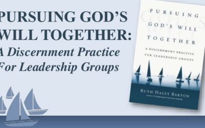 Pursuing God's Will Together
