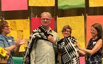 Blessing and Sending: Saying farewell with Melanie and Jonathan Neufeld